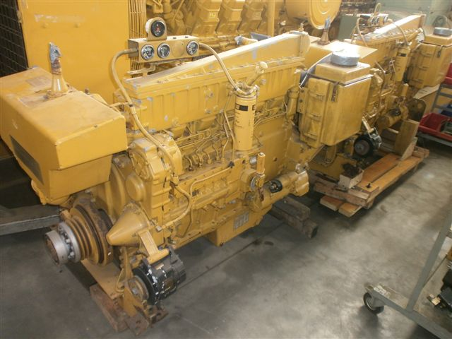 12503 Caterpillar 3406 Engine | MDHBV